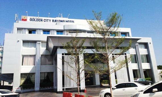 16569 Golden City Rayong Hotel