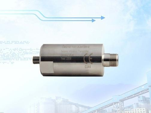 two wire velocity vibration transmitter